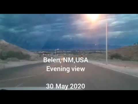 Belen Evening View