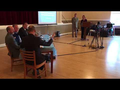 State Senator Steve Glazer questions legislative oversight of the California WaterFix project