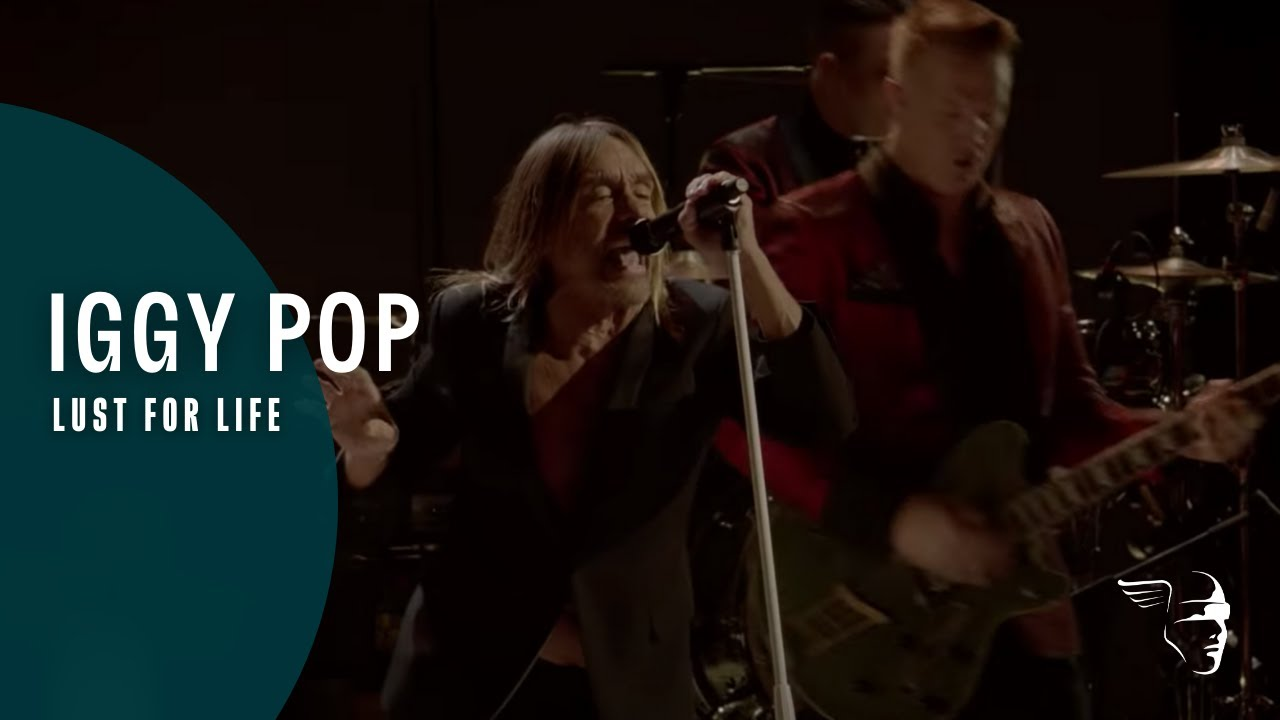 Download Iggy Pop Lust For Life (Post Pop Depression Live At The Royal Albert Hall)