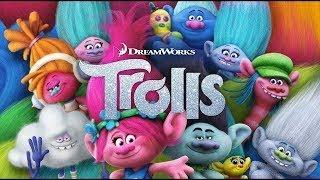 Trolls O Ritmo Continua! Dublado - desenhos animados - Melhores cenas HD