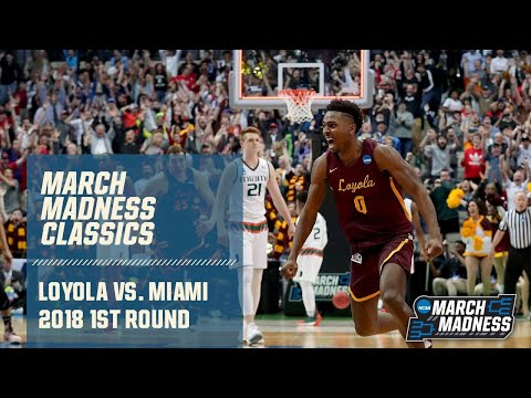 Loyola Chicago vs. Miami in 2018 NCAA tournament (FULL GAME)