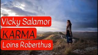 Vicky Salamor - KARMA | Lagu Ambon Terbaru 2018 | BETA_LYRICS