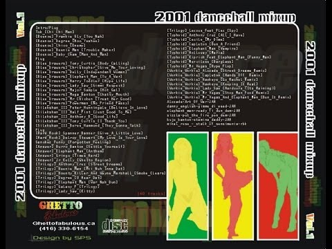 Dancehall Mix-Up 2001