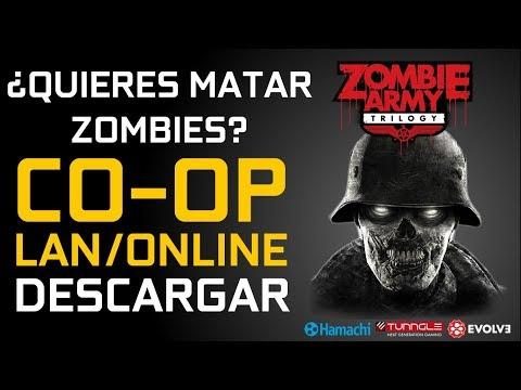 Descargar Zombie Army Trilogy Gratis! + CO-OP LAN/Online Hamachi, Tunngle o Evolve VPN