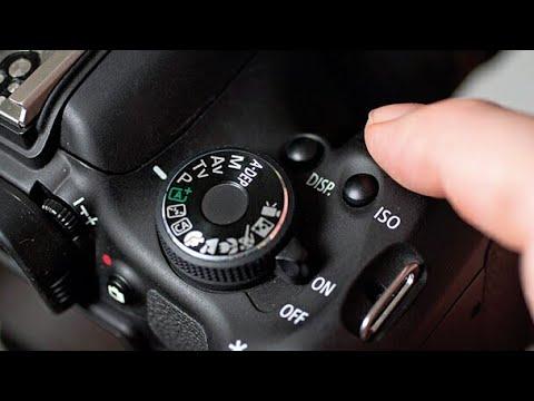TERNYATA SEMUDAH INI !!! Cara Menggunakan Kamera DSLR Canon 1200D.