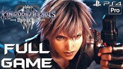 KINGDOM HEARTS 3 ReMind DLC - Gameplay Walkthrough Part 1 FULL GAME