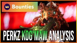 [Camelot Bounty] G2 Perkz Kog'Maw Analysis