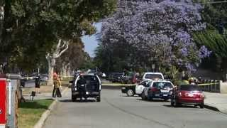 サンタモニカ近郊で発砲事件後