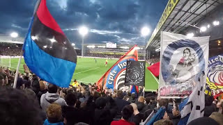 Crystal Palace 3 x 0 Arsenal - 10/04/2017