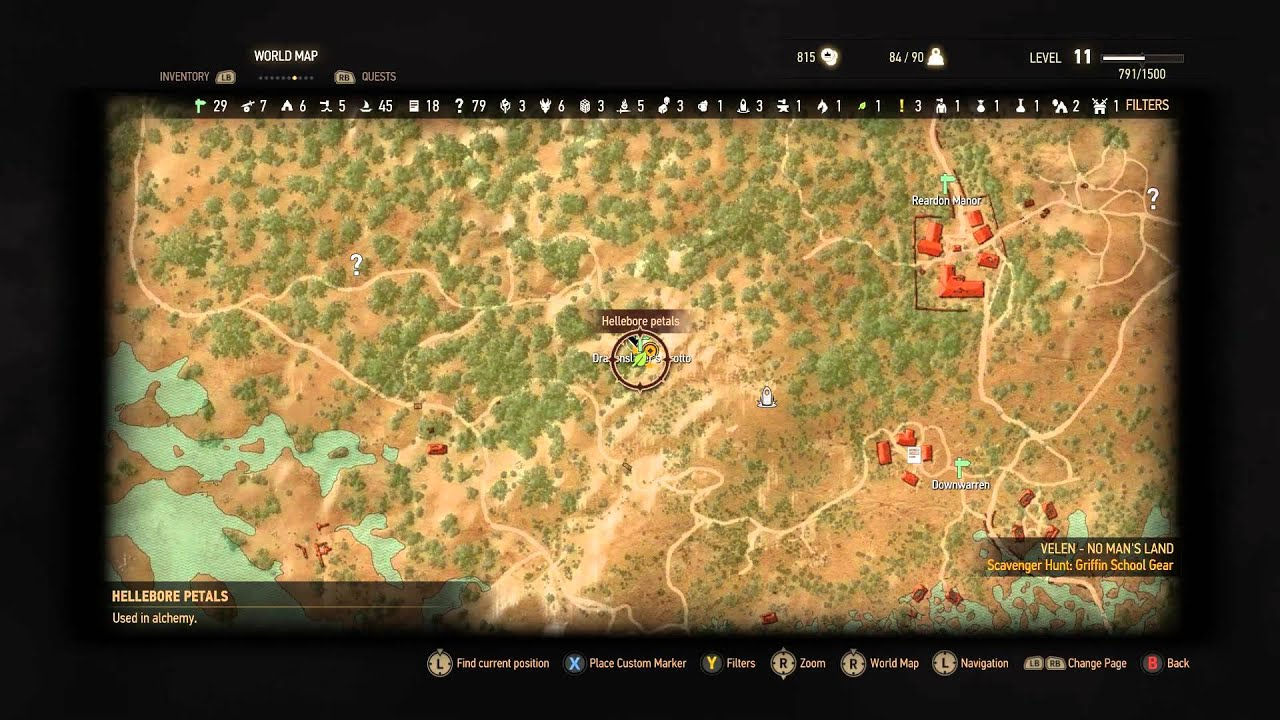 The Witcher 3 Guide: Cheats, Unlimited Money, XP, Abilities