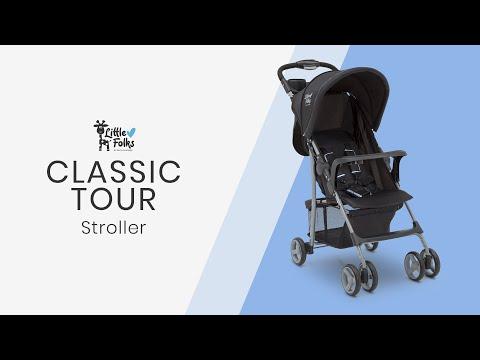 Little Folks Classic Tour Stroller (by Delta Children)