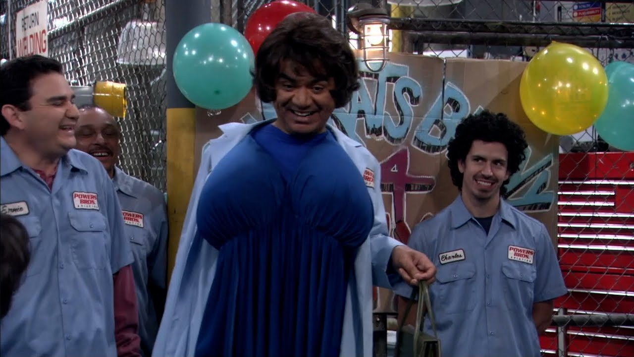 Download Top 15 Funniest George Lopez Show Moments (5-1)