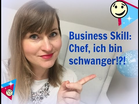 Business Skill Schwangerschaft - Wie sage ich es meinem Chef? Loreen Leads Legends