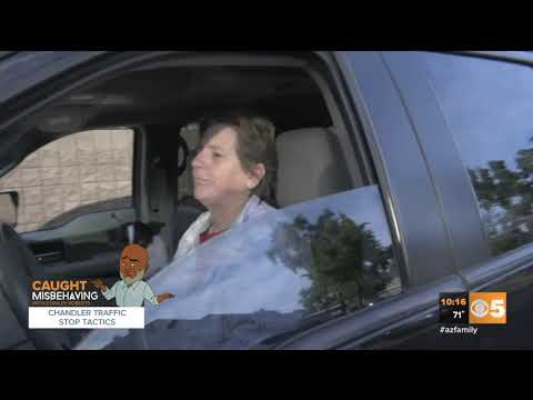 Caught Misbehaving: Chandler PD's traffic stop tactics