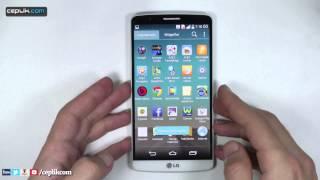 Lg G3 Modelinde Ekran Görüntüsü Nasıl Alınır?