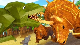"Minecraft Dinosaurs | Jurassic Craft Ep 89! ""GIANT TRICERATOPS"""