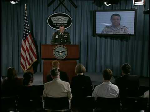 OASD: DOD PRESS BRIEFING WITH ROYAL NETHERLANDS ARMY MAJ. GE