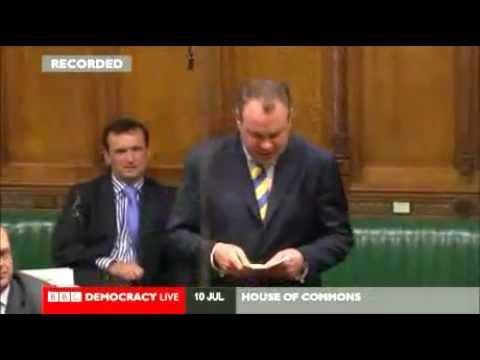 Conor Burns resigns