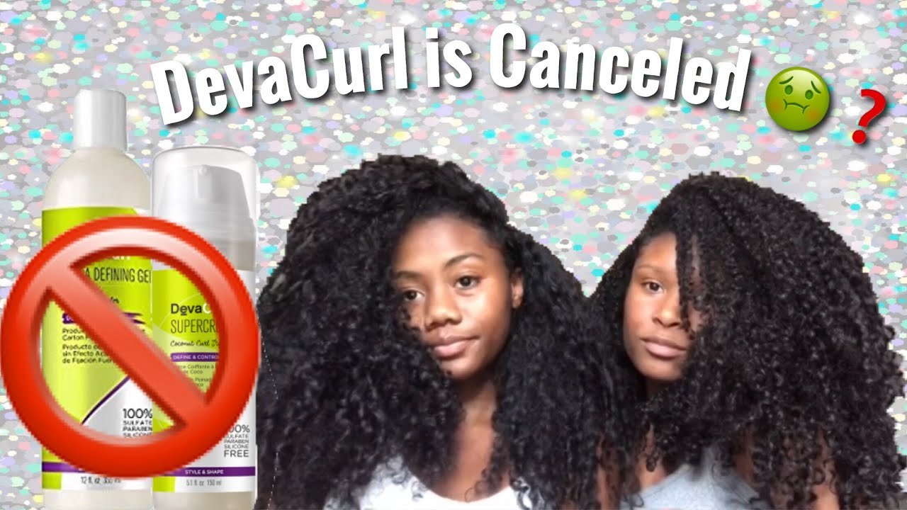 Devacurl Is Canceled Review Youtube