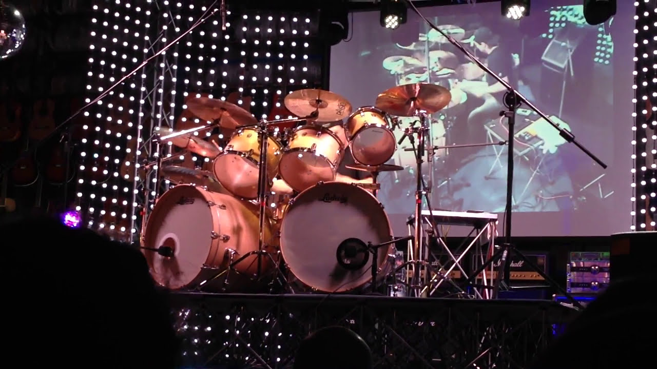 dave lombardo slayer plays ray charles mess around youtube. Black Bedroom Furniture Sets. Home Design Ideas