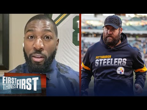 The Browns look great, but Big Ben makes Steelers viable — Greg Jennings | NFL | FIRST THINGS FIRST