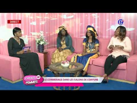 PAROLES DE FEMMES (LES COMMERAGES DANS LES SALONS DE COIFFURE) EQUINOXE TV