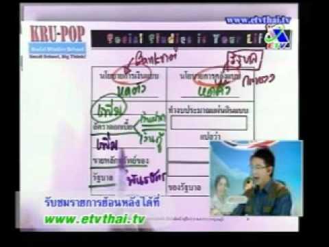 Student Channel เศรษฐศาสตร์ อ.ป๊อป Part 4