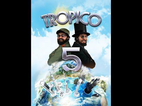 Tropico 5 Lets play part 1 |