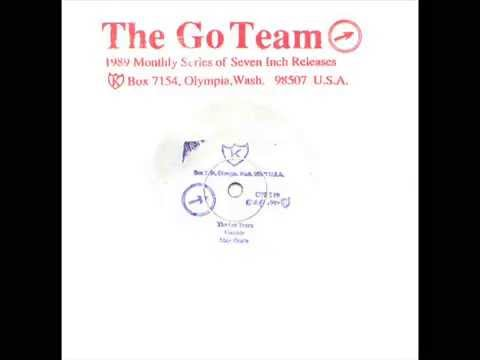 The Go Team - 1989 Monthly Series Of Seven Inch