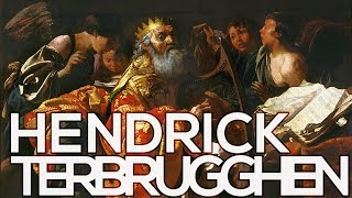 Hendrick Terbrugghen: A collection of 58 paintings (HD)
