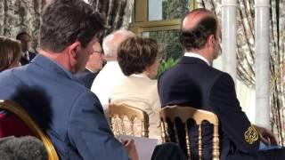 ماكرون: لدى فرنسا والمغرب رؤية تحقق الاستقرار بالخليج