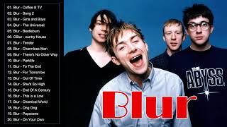 The Best Of Blur - Blur Greatest Hits Full Album 2020 - Blur Full Playlist 2020