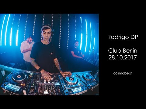 Rodrigo DP (Argentina) @ Club Berlin 28.10.2017