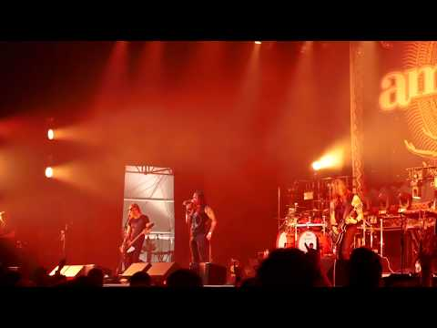 Amorphis - Death Of A King (starts with power cut) @ Belgium, Graspop Metal Meeting - 2017-06-17