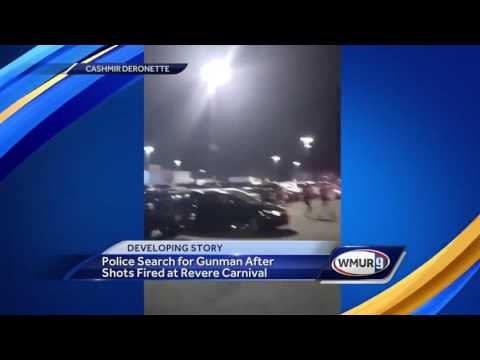 Shots fired at carnival outside movie theater in Massachusetts