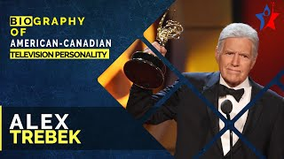 Alex Trebek Biography - American-Canadian Television Personality