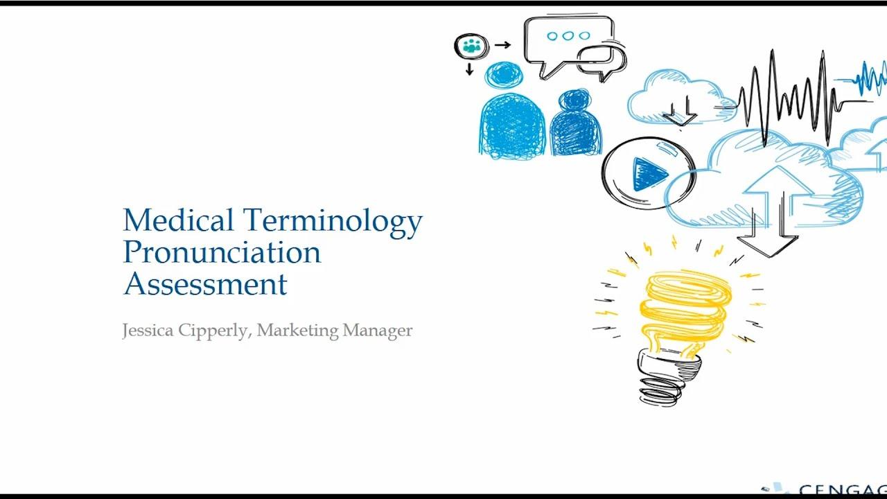 Medical Terminology Pronunciation Assessment Tool