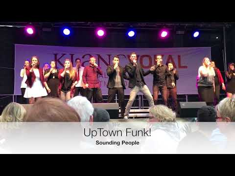 Sounding People - Uptown Funk