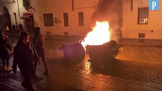 Covid-19 : les nouvelles restrictions déclenchent des manifestations en Italie