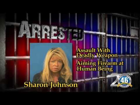 10/12/2017 Nye County Sheriff's Office Arrest | Johnson