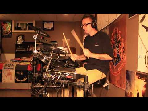 Basket Case - Bastille *COVER* (Drum Cover)