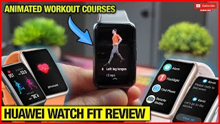 Huawei Watch Fit Full Review (Underrated Smartwatch)