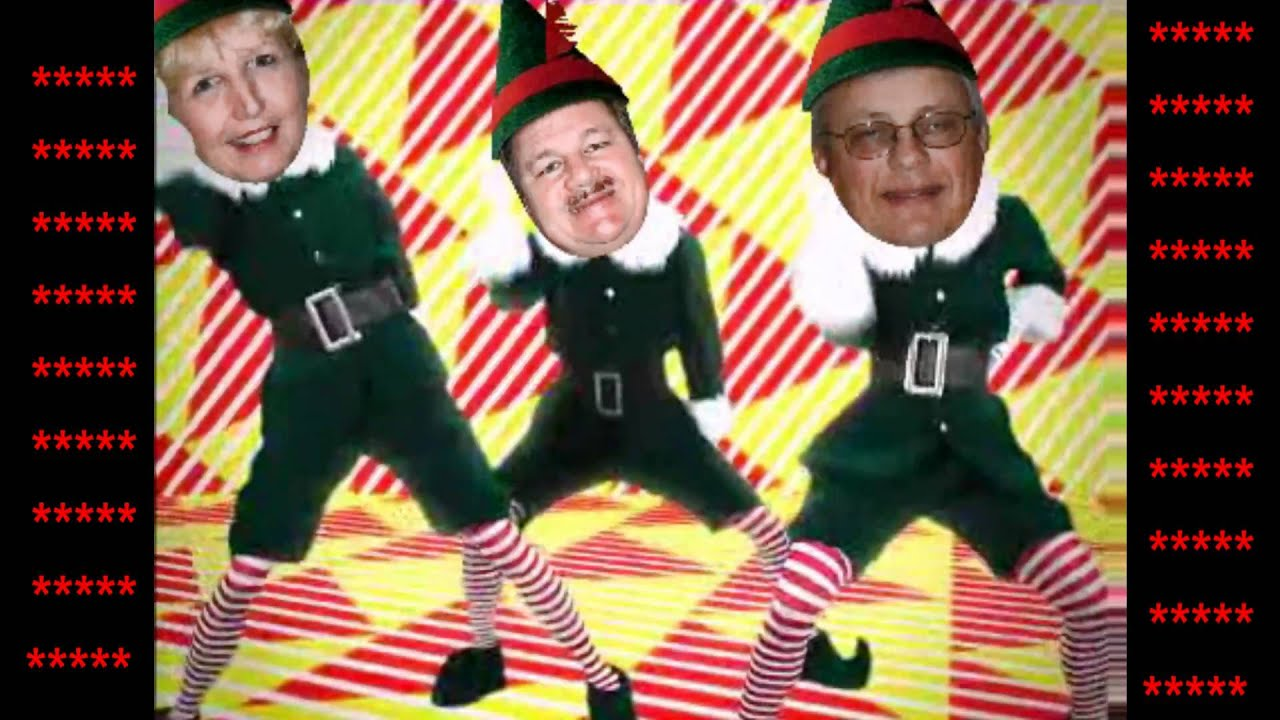 Elf yourself 80 39 s jib jab style youtube - Office max elf yourself free download ...