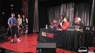 KILL TONY LIVE STREAM 8/13/2018 (CENSORED) - BRENDAN SCHAUB
