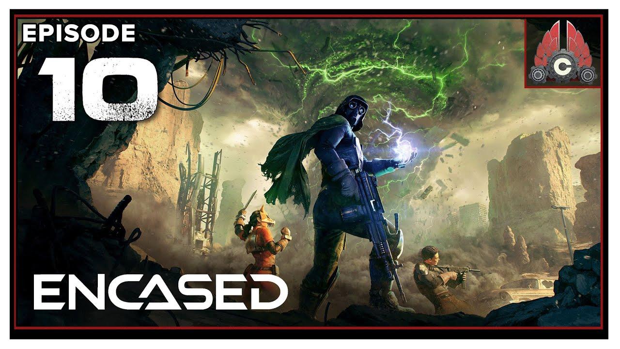CohhCarnage Plays Encased - Episode 10