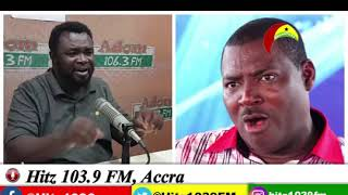 Bro.Dr Dan Owusu Asiamah-Two Ghanaian Pastors 'Fight' Over Tithing In Church On Live Radio