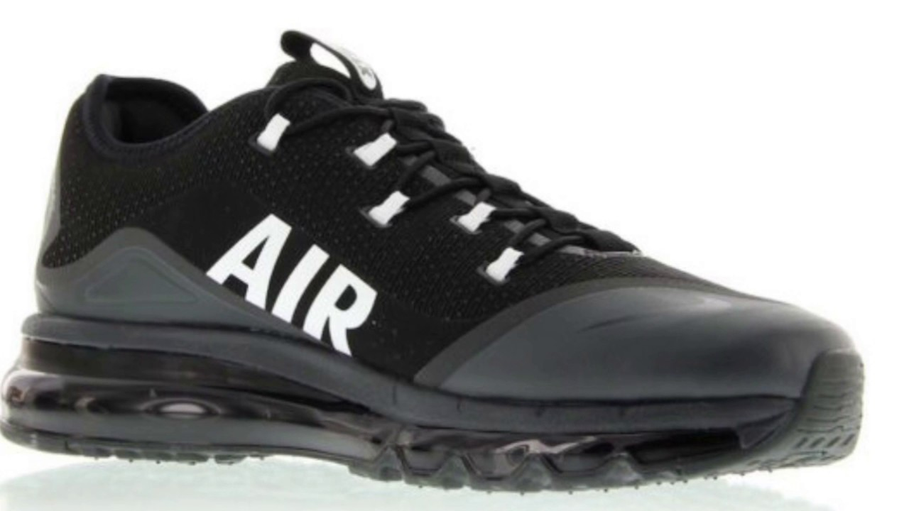 fca93e883cfd34 The Nike Air Max More In Black And White - YouTube