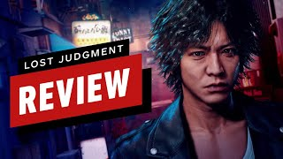Lost Judgment Review (Video Game Video Review)
