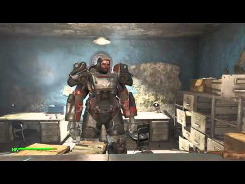 Fallout late campaign gameplay