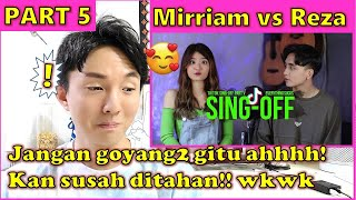 Orang Korea Kaget Lihat Sing Off Tiktok Songs Part V Build A B Tch Everything Sucks Vs Mirriam Eka